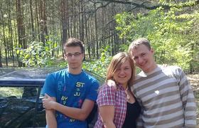 Najładniejsze zdjęcie użytkownika fanta1986 - Na wagarach w lesie ;P