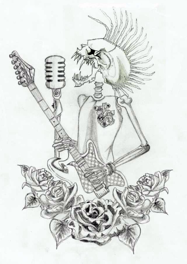 Nasza twórczość #5 - Rock/Metal - zdjęcie 76