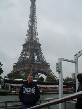 Najładniejsze zdjęcie użytkownika mielcus99 - Paryż ;)