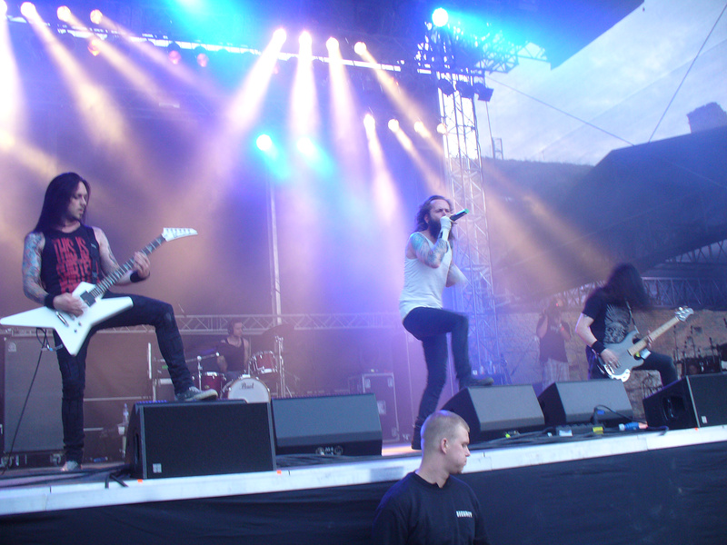 Brutal Assault 2012 - Rock/Metal - zdjęcie 7