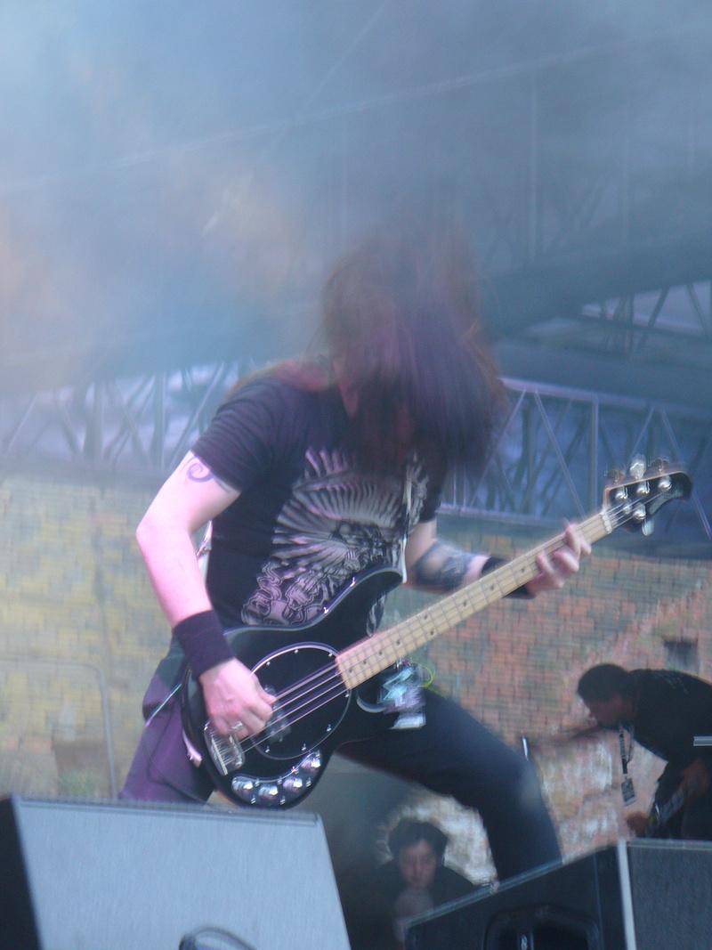 Brutal Assault 2012 - Rock/Metal - zdjęcie 8