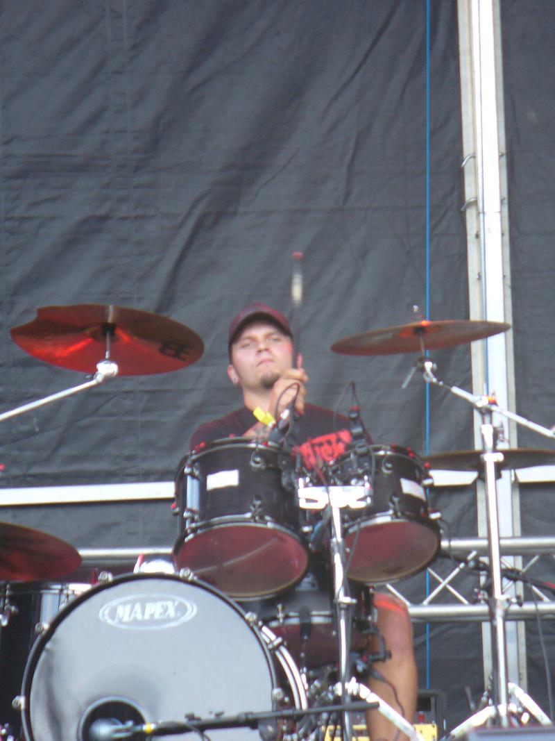 Brutal Assault 2012 - Rock/Metal - zdjęcie 14