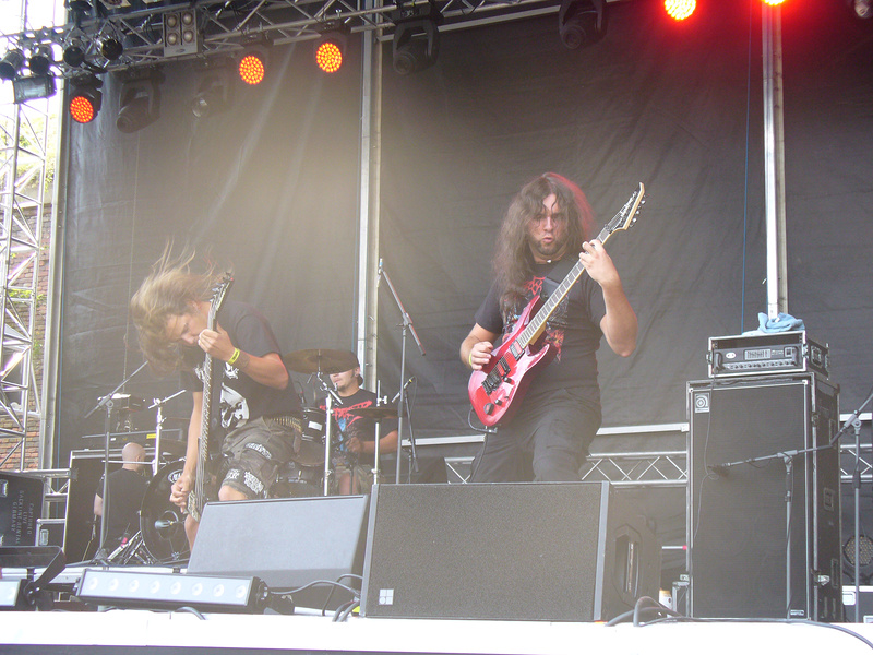 Brutal Assault 2012 - Rock/Metal - zdjęcie 17