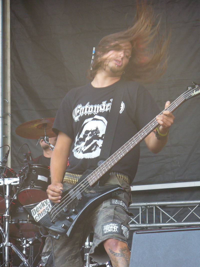 Brutal Assault 2012 - Rock/Metal - zdjęcie 20