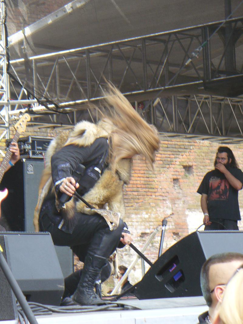 Brutal Assault 2012 - Rock/Metal - zdjęcie 21