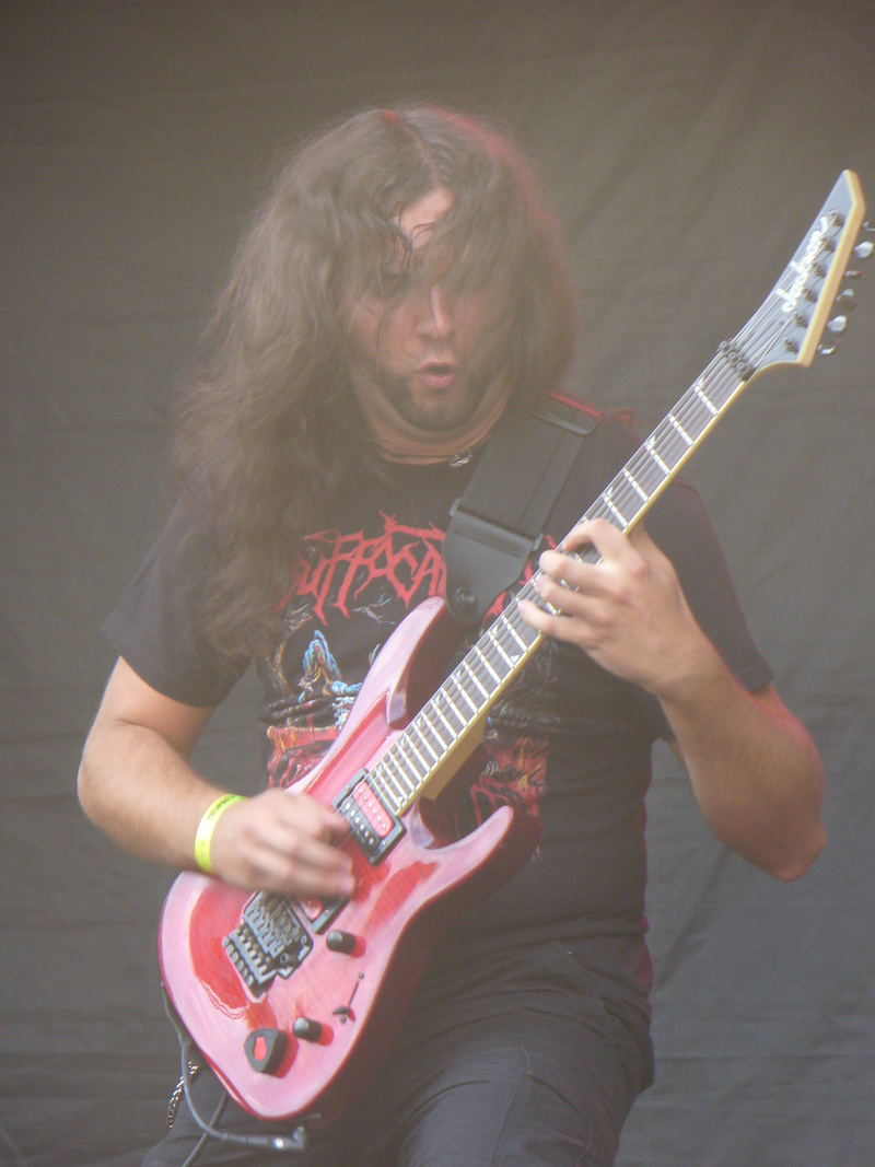 Brutal Assault 2012 - Rock/Metal - zdjęcie 22