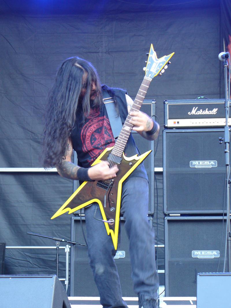 Brutal Assault 2012 - Rock/Metal - zdjęcie 50