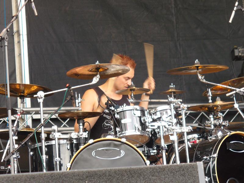 Brutal Assault 2012 - Rock/Metal - zdjęcie 69