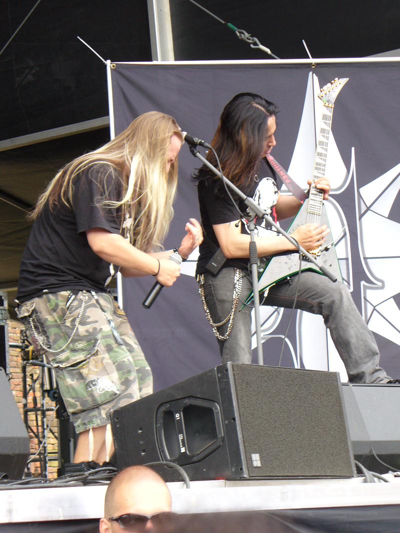 Brutal Assault 2012 - Rock/Metal - zdjęcie 84