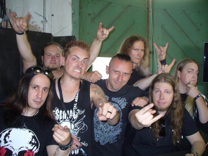 Brutal Assault 2012 - Rock/Metal - zdjęcie 88