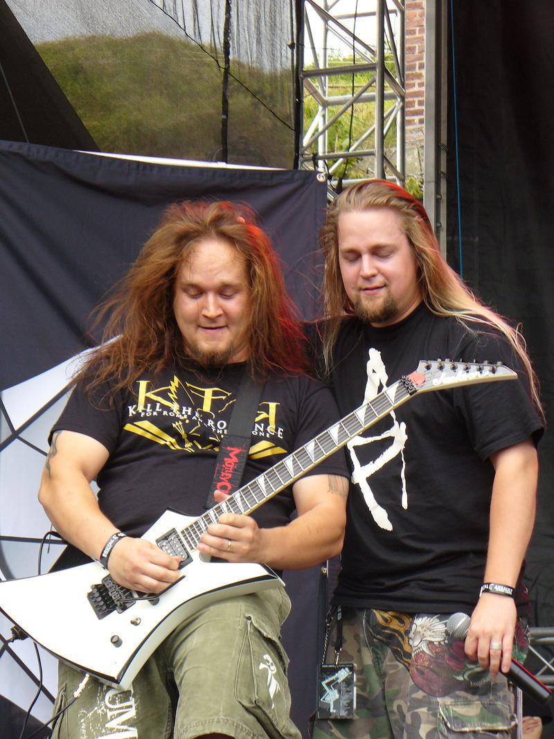 Brutal Assault 2012 - Rock/Metal - zdjęcie 89