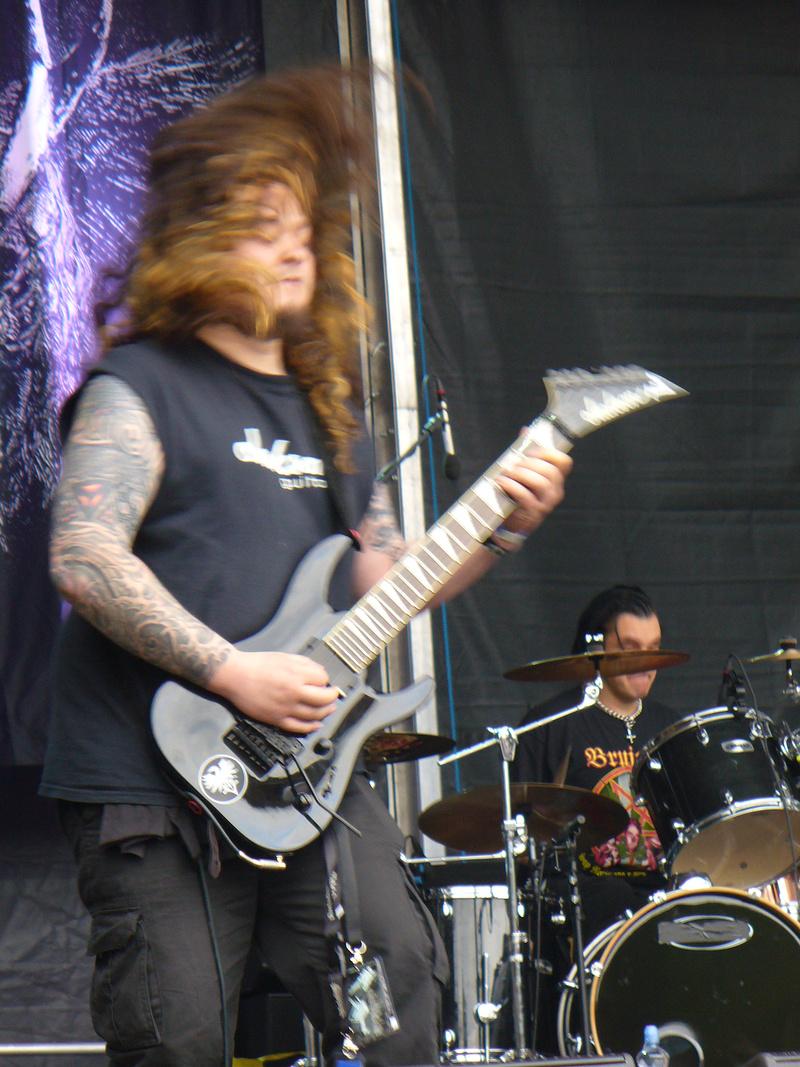 2 Brutal Assault 2012 - Rock/Metal - zdjęcie 8