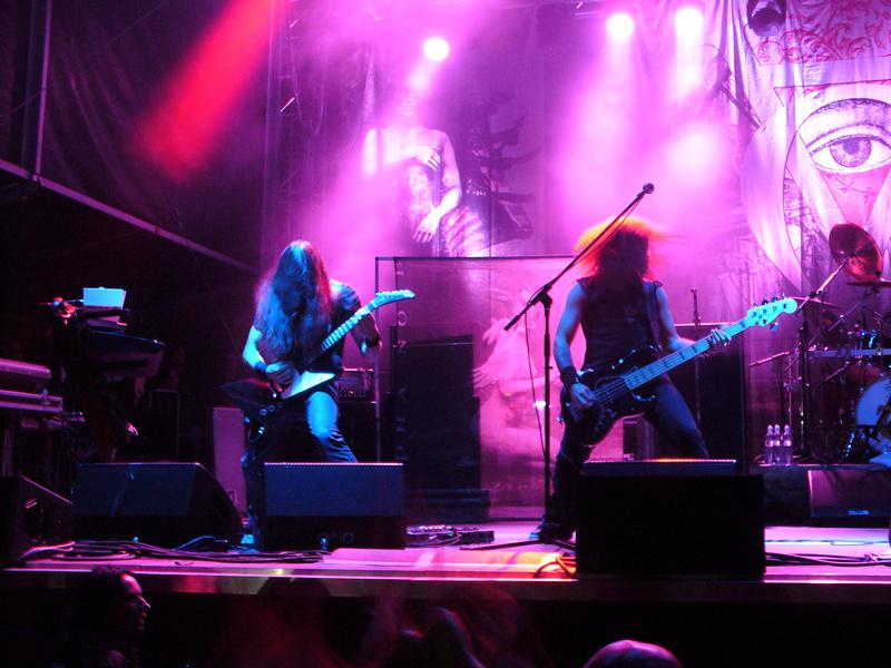 2 Brutal Assault 2012 - Rock/Metal - zdjęcie 71