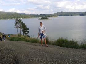 Najładniejsze zdjęcie użytkownika enia060787 - jezioro solińskie 2012