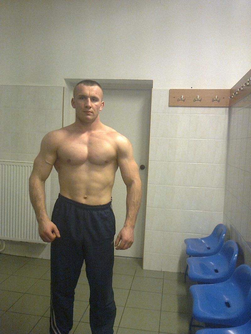 kulturystyka zdjęcie 173 wzrostu:) 80kg staz 4 lata (12 z