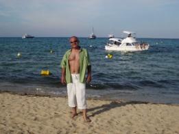 Najładniejsze zdjęcie użytkownika xxxPrometeuszxxx - ...ulubione miejsce na letnią kanikułę w Europie - plaże w Saint Tropez...