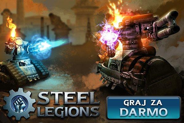 Gra - Steel Legions - zdjęcie 2