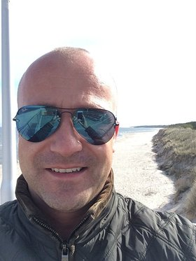 Najładniejsze zdjęcie użytkownika pinkhead - Moje morze :)