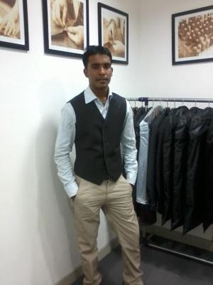 Zdjęcie użytkownika ShivajiR (mężczyzna), Bengaluru