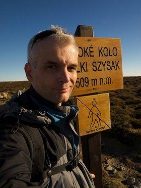 Najładniejsze zdjęcie użytkownika Przemek - W Karkonoszach.