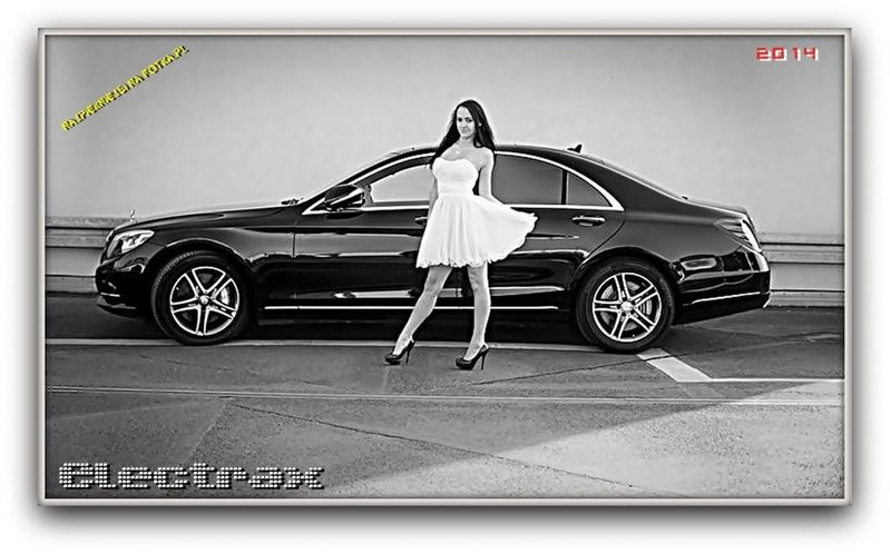 DZIEWCZYNY I SAMOCHODY (GIRLS AND CARS) - NAJPIĘKNIEJSI  NA WWW.FOTKA.PL - zdjęcie 1