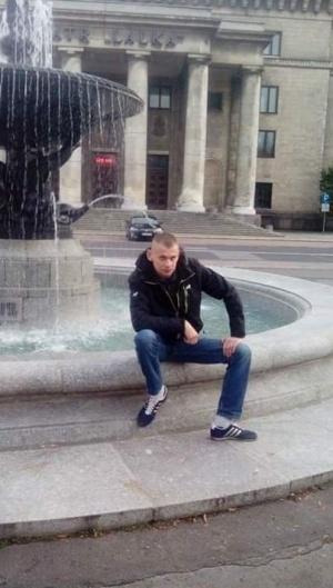 Zdjęcie użytkownika dawidson89 (mężczyzna), Sochaczew
