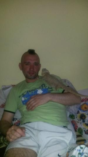 Zdjęcie użytkownika krzysiu231283 (mężczyzna), Łódź
