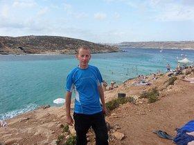 Najładniejsze zdjęcie użytkownika tom35krk - Comino Blue Lagoon