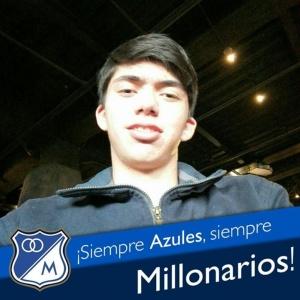 Zdjęcie użytkownika AndresVanegas (mężczyzna), Bogotá