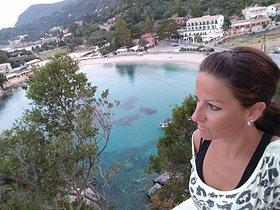 Najładniejsze zdjęcie użytkownika wenus2002a - najpiękniejsze miejsce w jakim byłam.. Paleokastritsa , Corfu