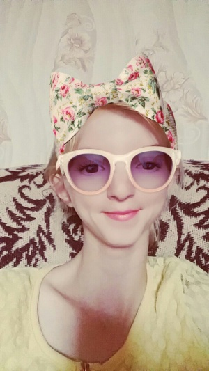 Zdjęcie użytkownika blondynkaiwonka (kobieta), Łapy