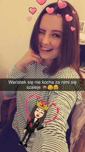 Zdjęcie użytkownika kasia171899 (kobieta), Warszawa