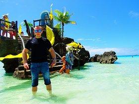 Najładniejsze zdjęcie użytkownika scarfaceIORI - Boracay, Willy's Rock.