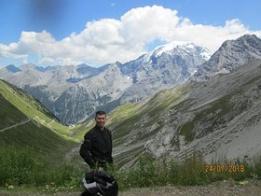 Najładniejsze zdjęcie użytkownika motomateo - Alpy