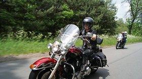 Najładniejsze zdjęcie użytkownika Wojtas3211 - Harley to jest to!!!