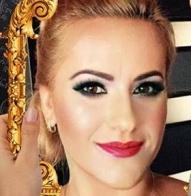 Najładniejsze zdjęcie użytkownika annawieden - O to co makijaż  potrafi zdziałać z kobieta :)))