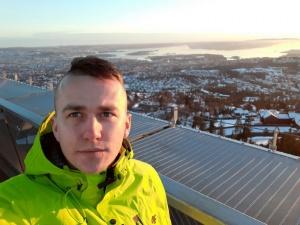 Zdjęcie użytkownika niedarek (mężczyzna), Oslo