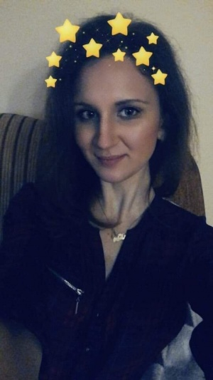 Zdjęcie użytkownika Kiedyswymyslenazwe (kobieta), Mława