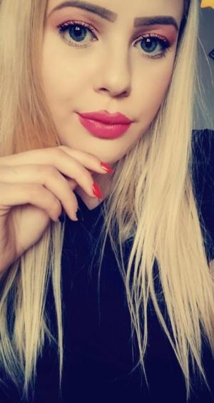 Zdjęcie użytkownika Blondynaaaa123 (kobieta), Ozorków