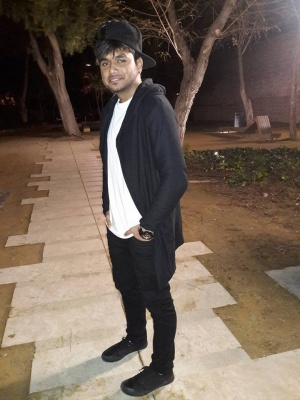 Zdjęcie użytkownika AtulB (mężczyzna), Nicosia