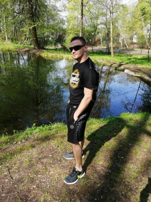 Zdjęcie użytkownika SzpakowskiB (mężczyzna), Zielona Góra