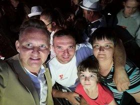 Najładniejsze zdjęcie użytkownika Milutkaaa22 - Rodzinnie z MIG-iem ...:)