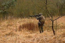 Najładniejsze zdjęcie użytkownika Dan9421 - Karabin - najwierniejszy przyjaciel żołnierza.  Anonim
