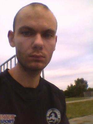 Zdjęcie użytkownika KrzysztofMilert187 (mężczyzna), Kiełpin