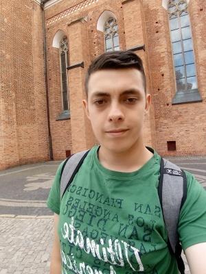 Zdjęcie użytkownika Zielonymis (mężczyzna), Gliwice