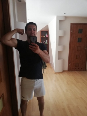 Zdjęcie użytkownika KirillTokarenko (mężczyzna), Sumy