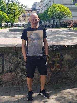 Zdjęcie użytkownika JacekSzkudlarski (mężczyzna), Łódź