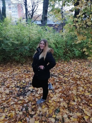 Zdjęcie użytkownika Chmuretka (kobieta), Łódź