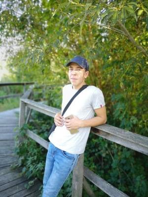 Zdjęcie użytkownika Konrad122 (mężczyzna), Łęczna