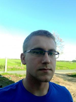 Zdjęcie użytkownika PiernikM (mężczyzna), Koronowo